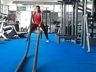 Rope Workout...