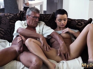 Amateur blowjob old man since they didn't have