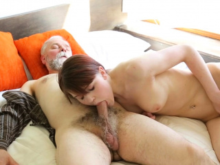 Extraordinary Licije enjoys fuck stick in her hole