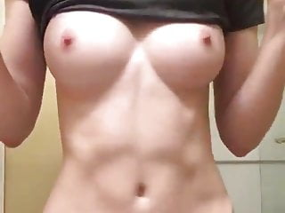 Perfect tits white