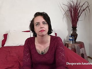 Raw casting desperate amateurs compilation hard sex..