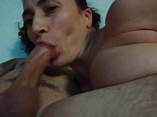Serbian couple blowjob and fucking part 5